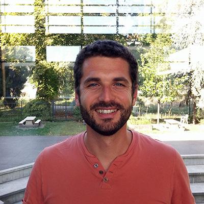 Sébastien Roumegous, créateur de AGRIFIND