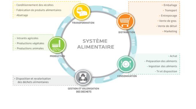 La France Classée «premier Système Alimentaire Durable»