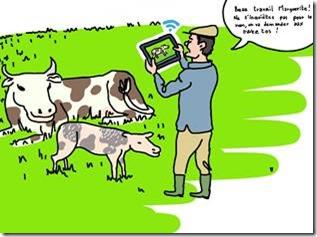 La (grande) Diversité Des Activités Numériques Des Agriculteurs